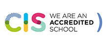 cis accredited school logo