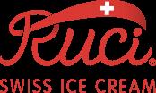 Ruci Swiss Ice Cream logo